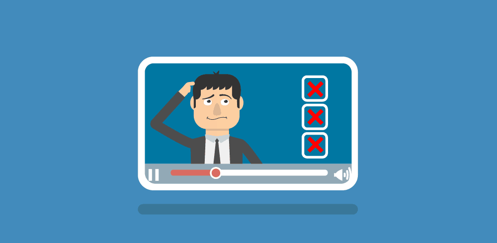 How To Avoid: 10 Common Video Marketing Mistakes