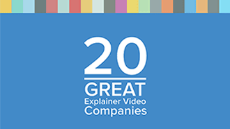 Ebook: 20 Explainer Video Companies