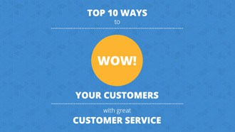 Ebook: How to wow your customers