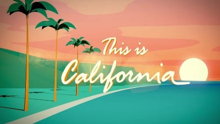 This Is California video