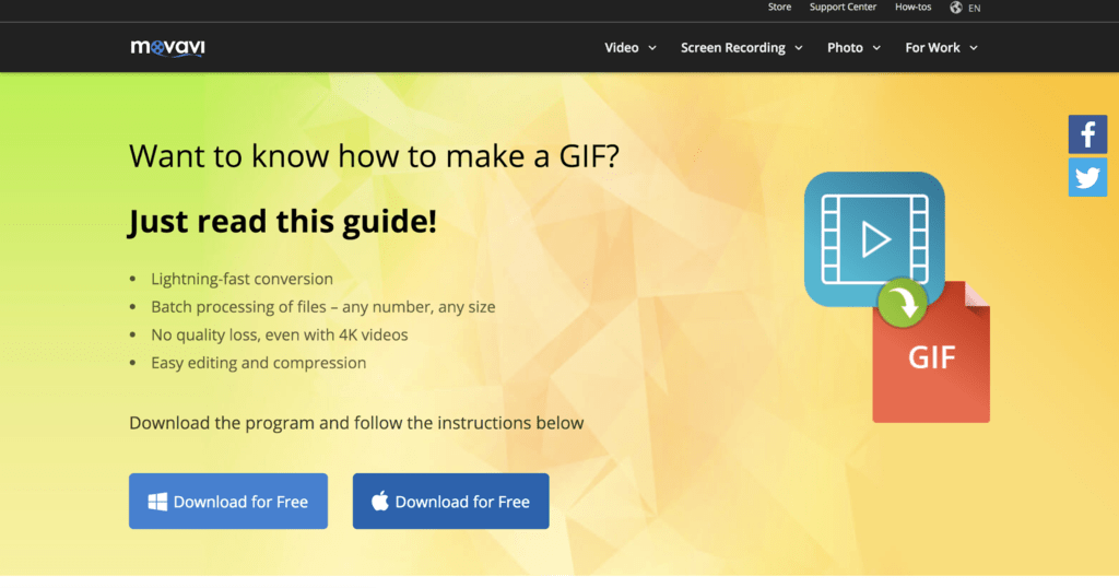 Top 12 Video to GIF Converters [REVIEWED]
