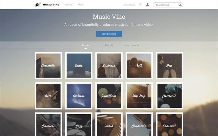 Music Vine