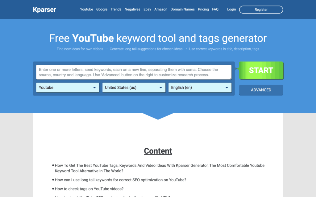 The 9 Best YouTube Keyword Tools in 2019