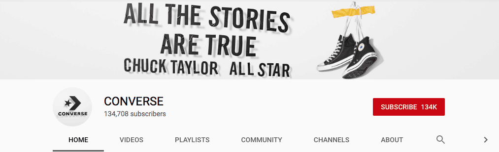 converse youtube banner