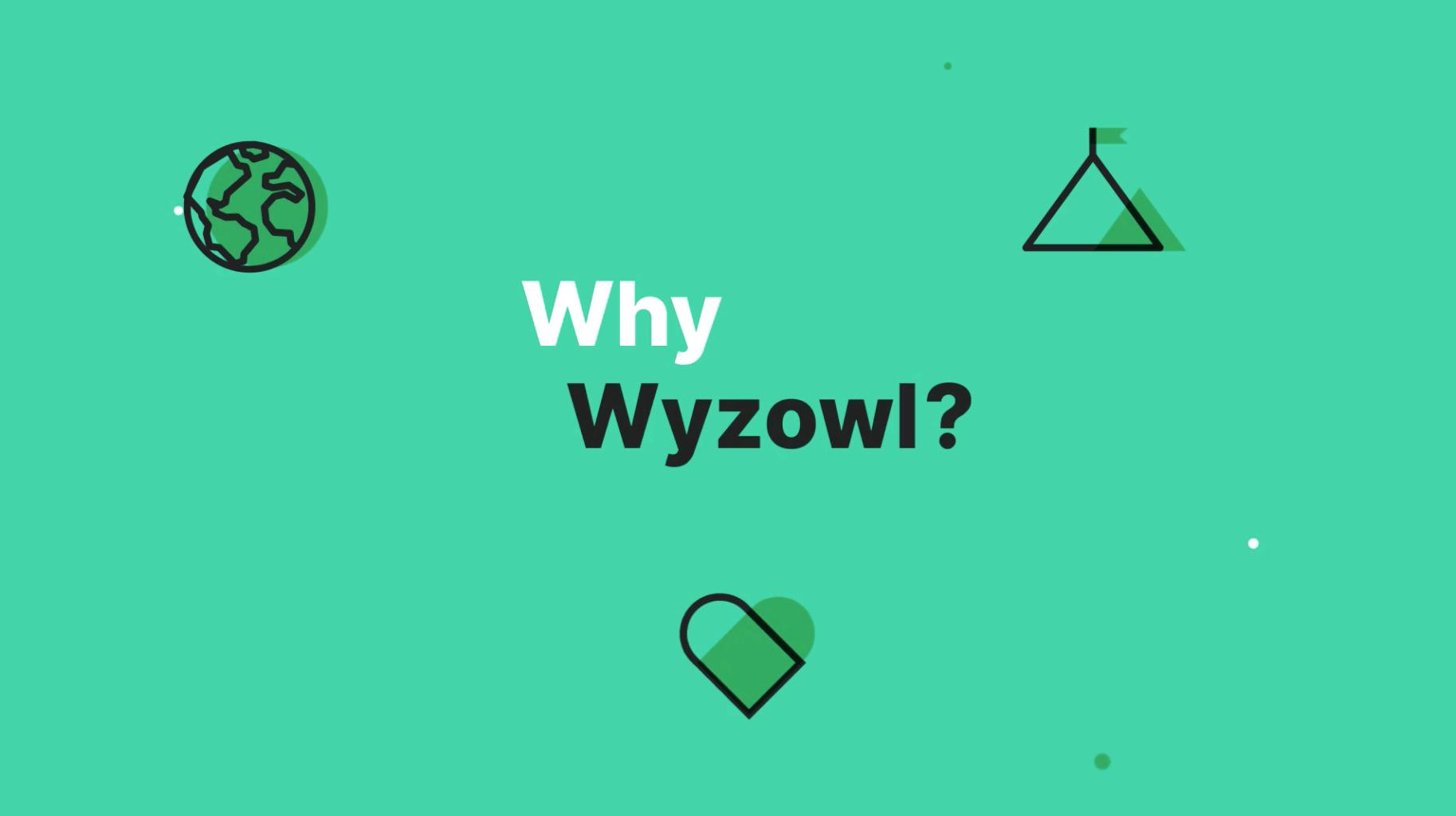 Why Wyzowl?