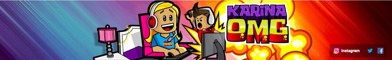 GamerGirl YouTube banner
